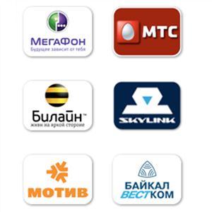 Операторы сотовой связи Чесмы