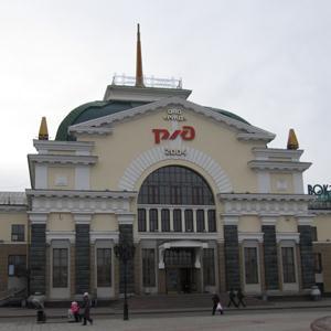Железнодорожные вокзалы Чесмы